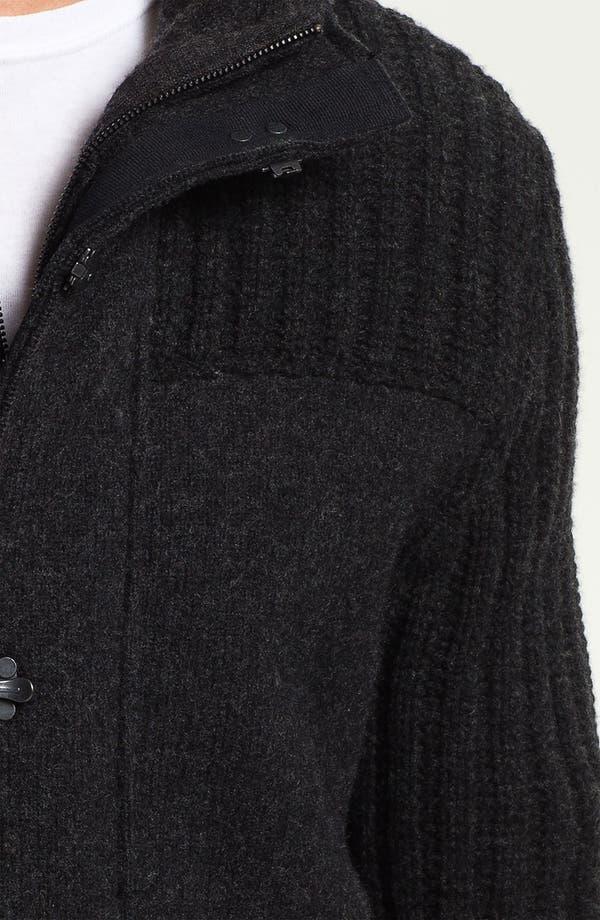 Alternate Image 3  - BOSS Orange 'Kristen' Wool Hooded Sweater