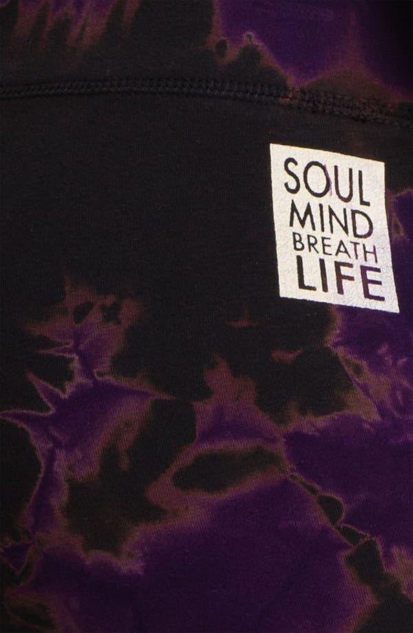 Alternate Image 3  - Soul, Mind, Breath, Life Tie Dye Capris