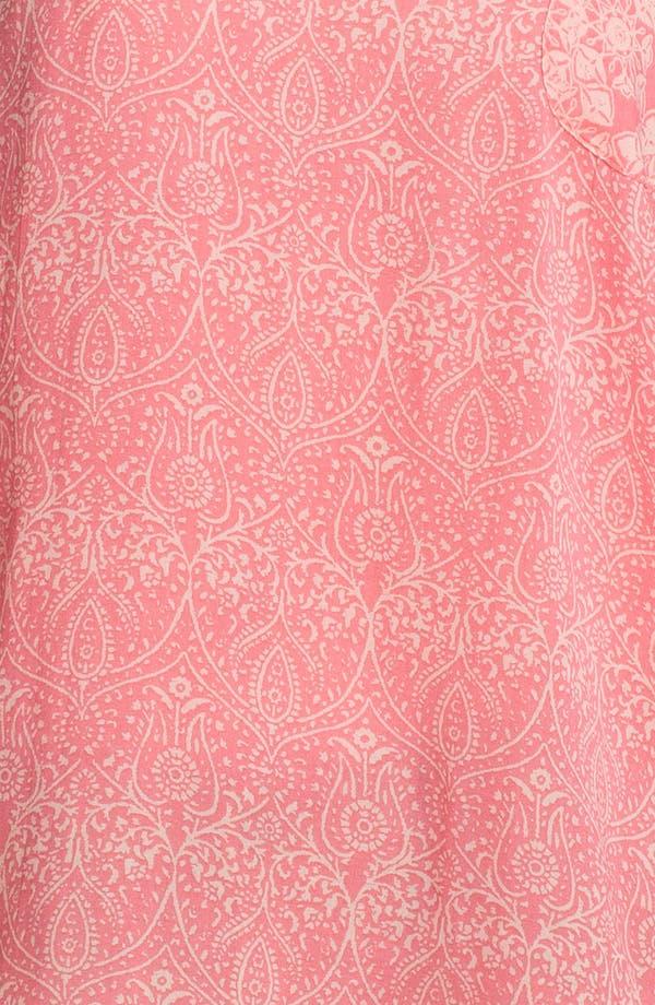Alternate Image 3  - Lucky Brand 'Maryam' Floral Tee