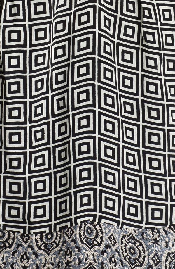 Alternate Image 3  - Tolani 'Adele' Silk Tunic (Plus Size) (Online Only)