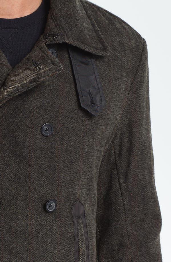 Alternate Image 3  - DIESEL® 'Warner' Herringbone Jacket