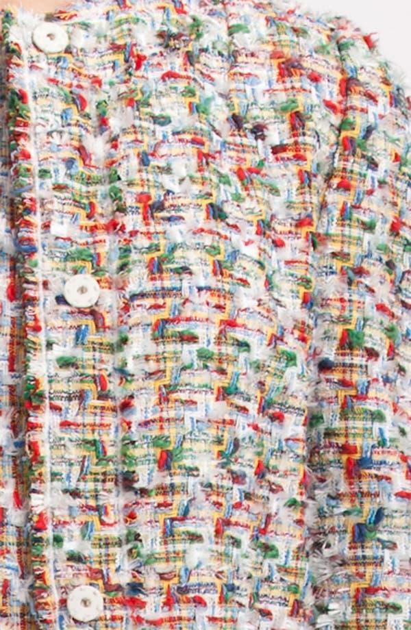 Alternate Image 3  - Dolce&Gabbana Tweed Jacket