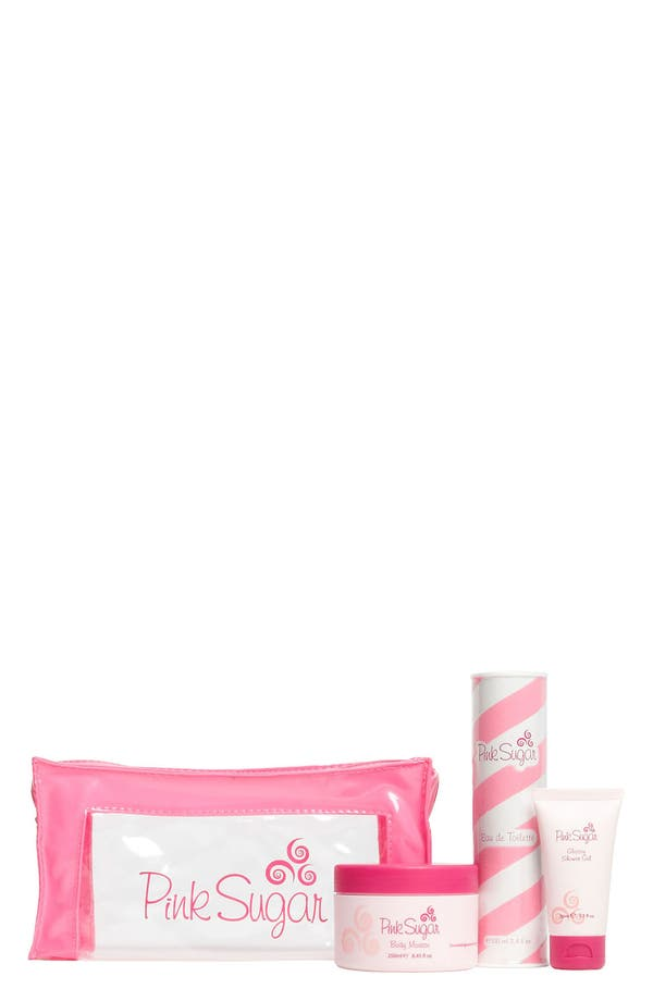 Alternate Image 2  - Pink Sugar Fragrance Set ($94 Value)