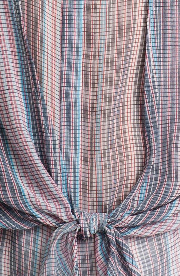 Alternate Image 3  - Joie 'Fulton' Tie Front Stripe Tank