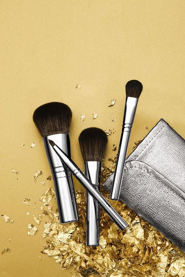 Alternate Image 2  - bareMinerals® 'Mini Masters' Brush Collection