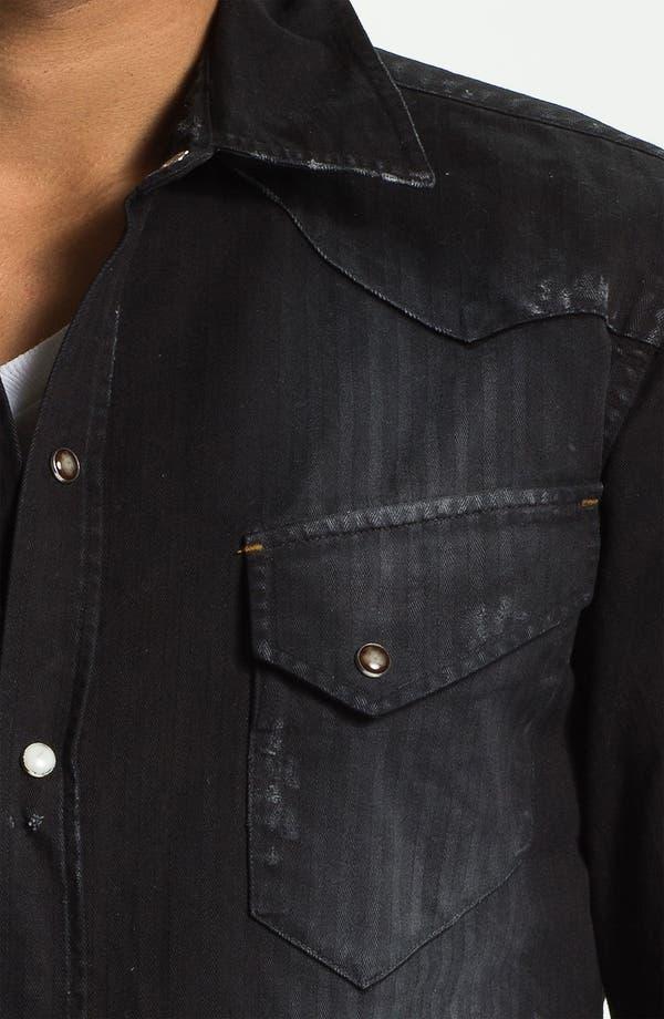 Alternate Image 3  - PRPS Washed Western Shirt