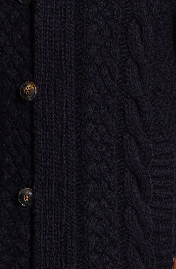 Alternate Image 3  - Scotch & Soda Shawl Collar Sweater