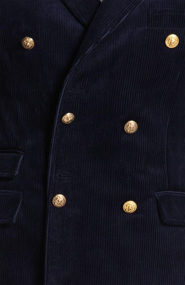 Alternate Image 3  - Band of Outsiders Corduroy Captain's Jacket