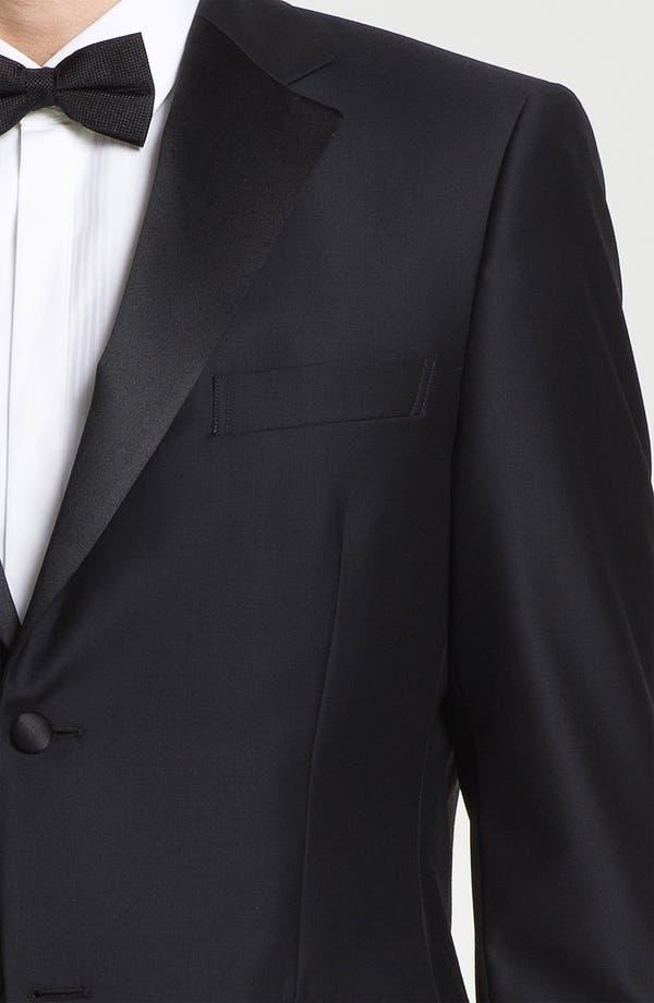 Alternate Image 3  - John W. Nordstrom® Signature Wool Dinner Jacket