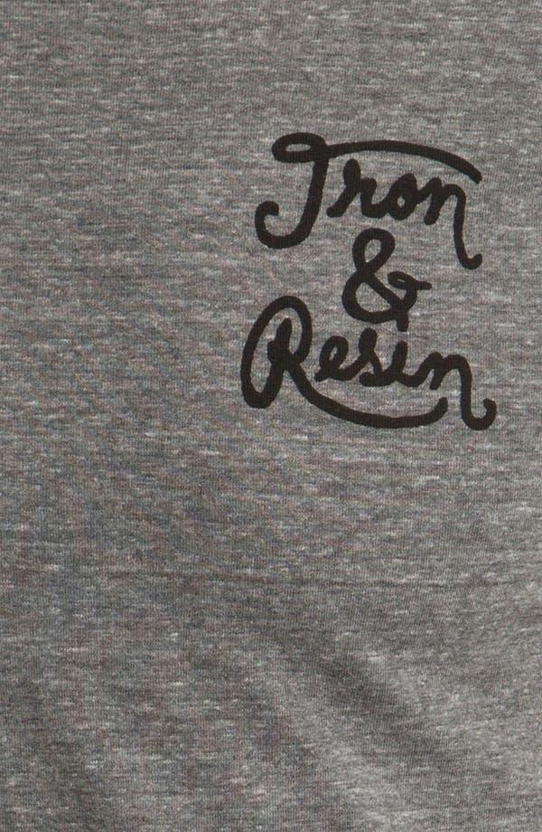 Alternate Image 3  - Iron & Resin 'Wolfgang' T-Shirt