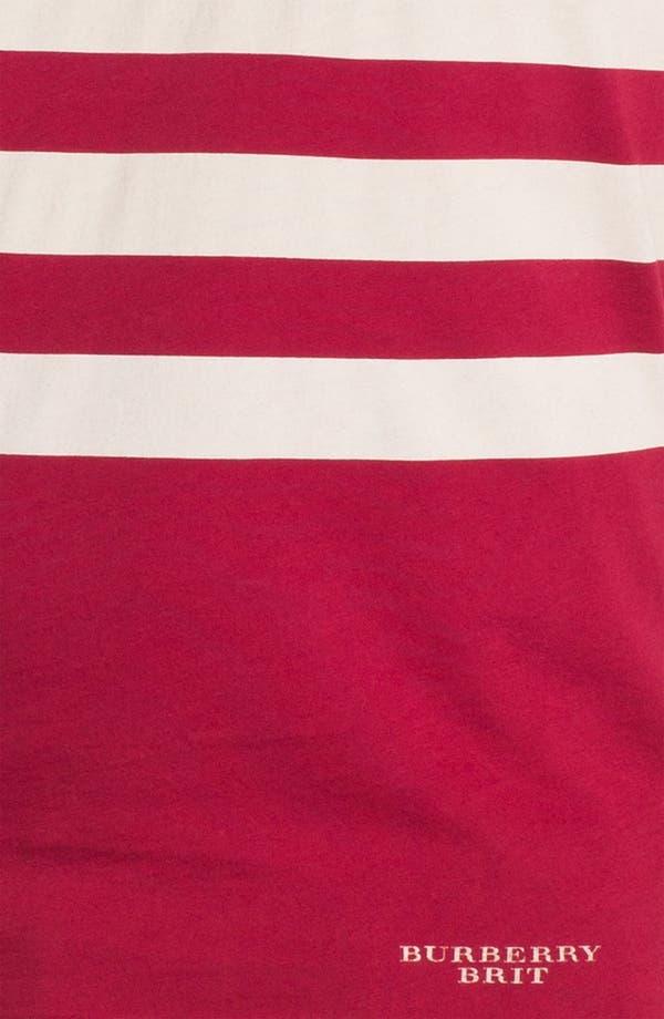 Alternate Image 3  - Burberry Brit 'Piper' T-Shirt
