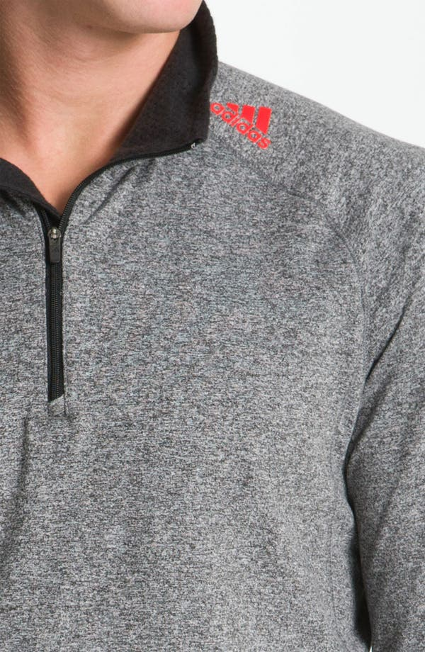 Alternate Image 2  - adidas 'CLIMA Elite' Quarter Zip Tech Pullover