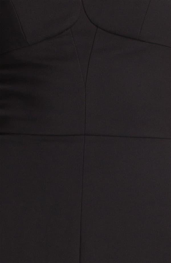 Alternate Image 3  - Black Halo 'Ally' Sweetheart Sheath Dress