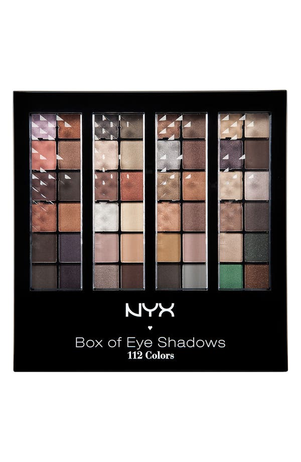 Alternate Image 2  - NYX Box of Eyeshadows