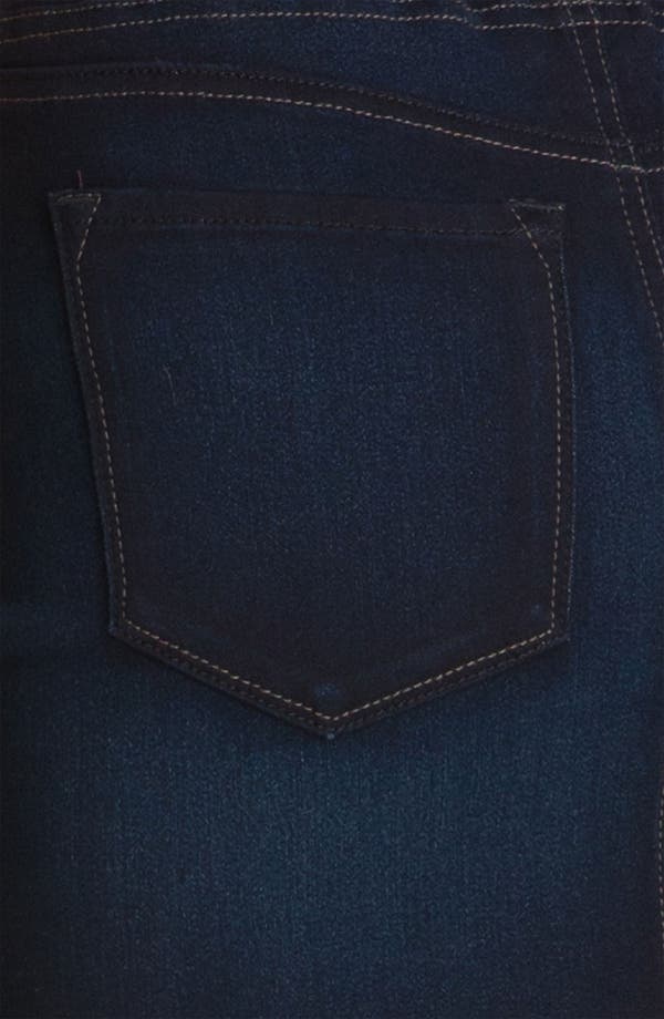 Alternate Image 3  - NYDJ 'Caitlyn' Pull-On Denim Skirt (Petite)
