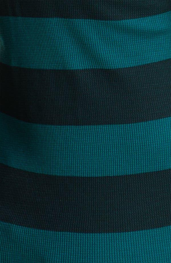 Alternate Image 3  - Allen Allen Rugby Stripe Top