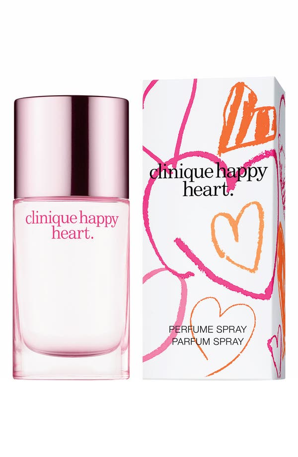 Alternate Image 1 Selected - Clinique 'Happy Heart' Perfume Spray