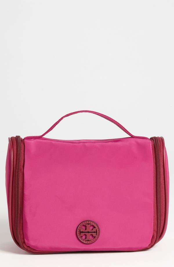 Main Image - Tory Burch Stacked Logo Travel Bag