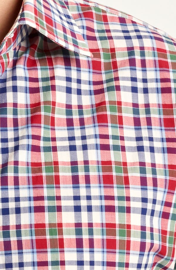Alternate Image 3  - Paul Smith London Tartan Plaid Shirt