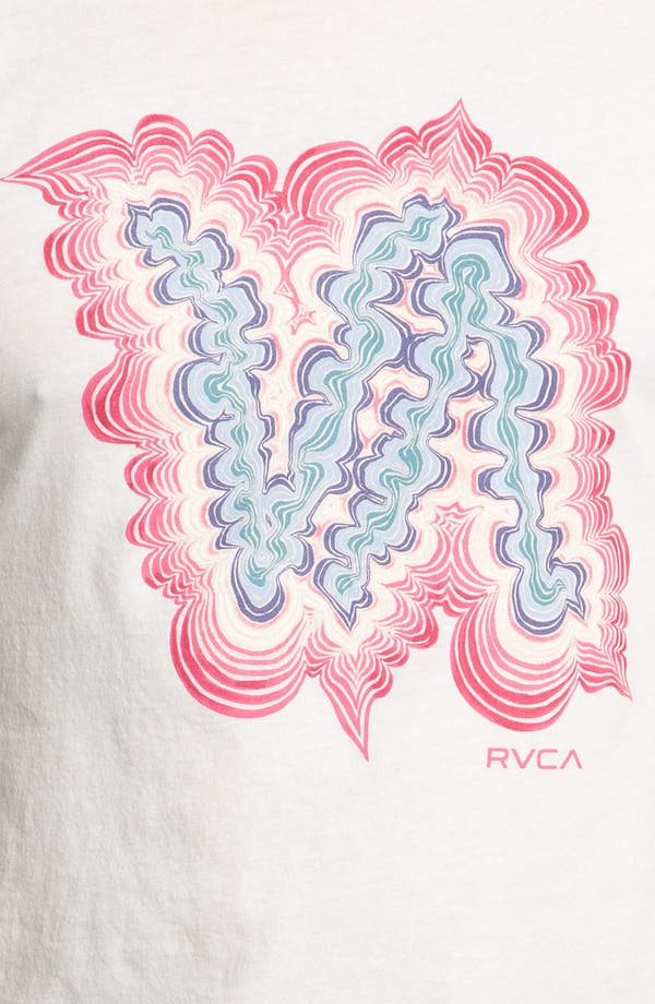 Alternate Image 3  - RVCA 'KB VA' Graphic T-Shirt