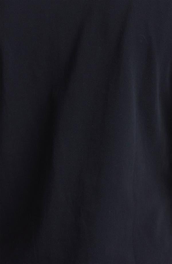 Alternate Image 3  - Armani Collezioni Piqué Polo