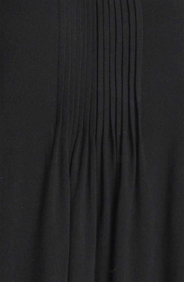 Alternate Image 3  - DKNY '7 Easy Pieces' Pintuck Top (Regular & Petite)