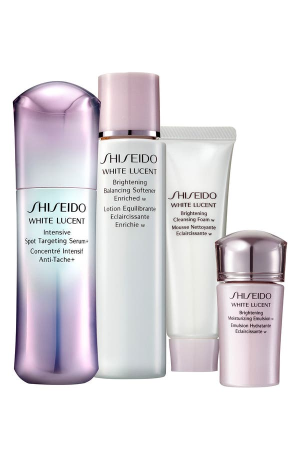 Main Image - Shiseido 'Spot Corrector' Set ($166 Value)