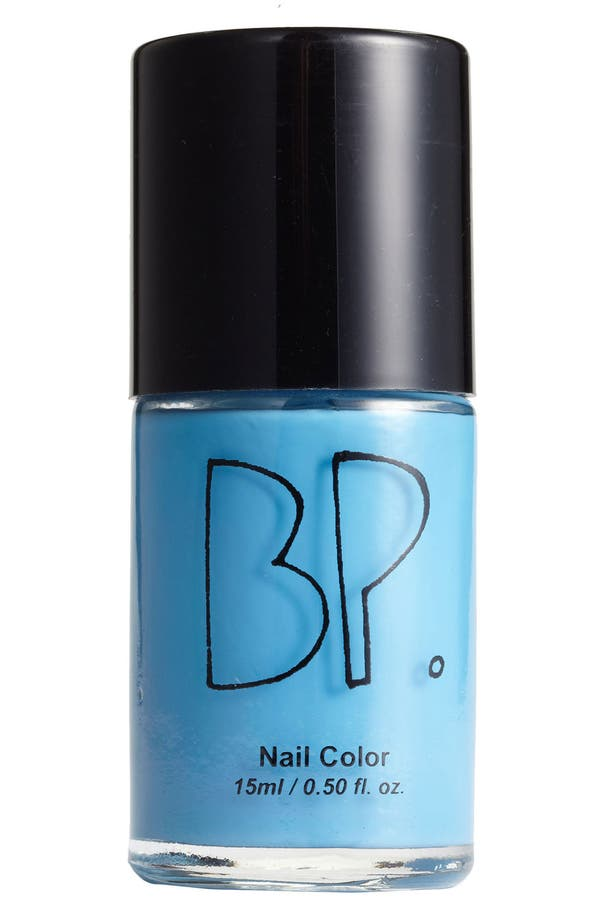 Alternate Image 1 Selected - BP 'Perfect Polish' Nail Lacquer