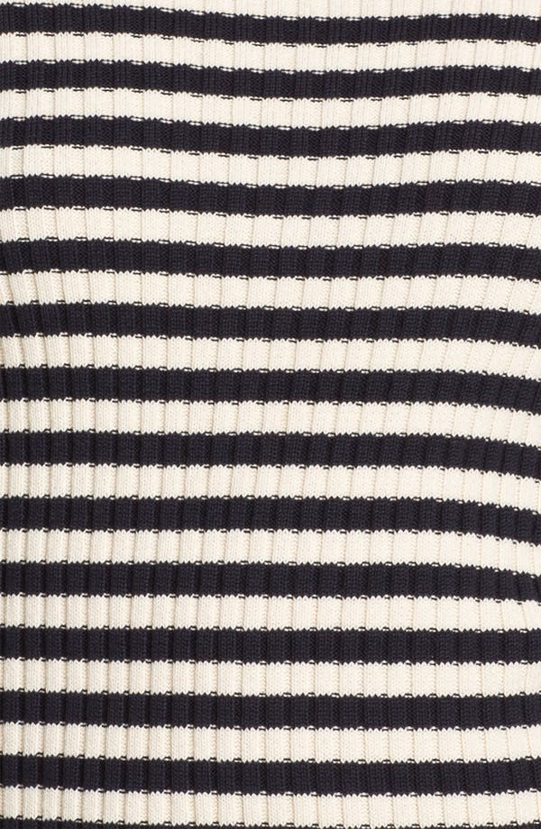 Alternate Image 3  - Tory Burch 'Verona' Stripe Sweater