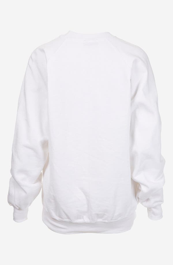 Alternate Image 2  - Topshop Star Graphic Sweatshirt