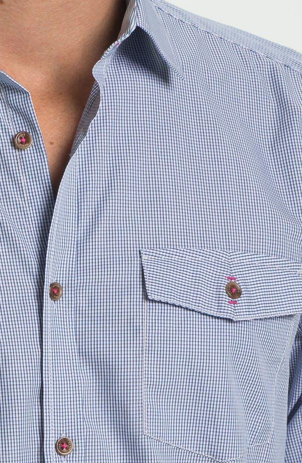Alternate Image 3  - Ted Baker London 'Blachie' Sport Shirt