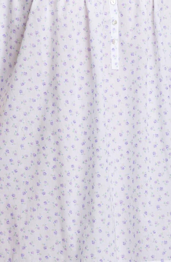 Alternate Image 3  - Eileen West 'Beautiful Heart' Short Nightgown (Plus)