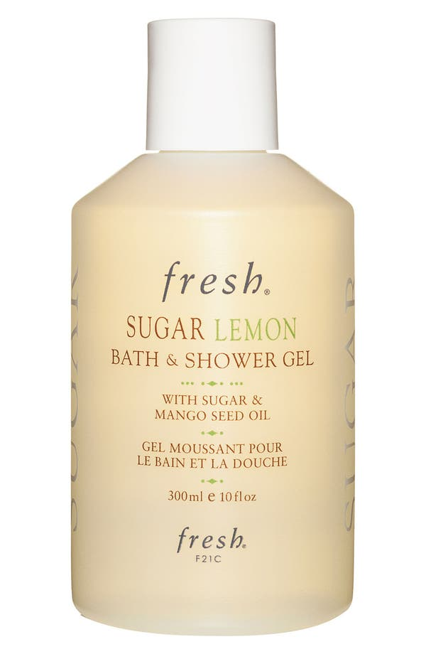 Main Image - Fresh® Sugar Lemon Bath & Shower Gel