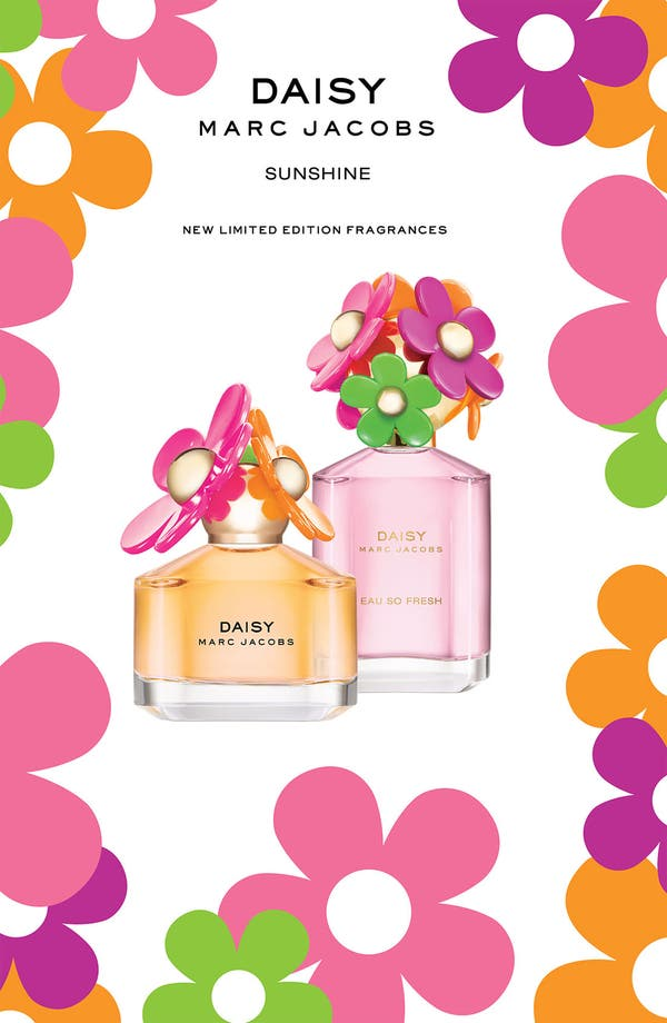 Alternate Image 2  - MARC JACOBS 'Daisy - Sunshine' Eau de Toilette