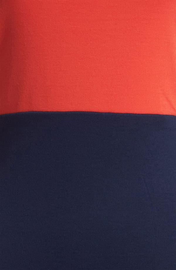 Alternate Image 4  - BB Dakota Colorblock Knit Dress
