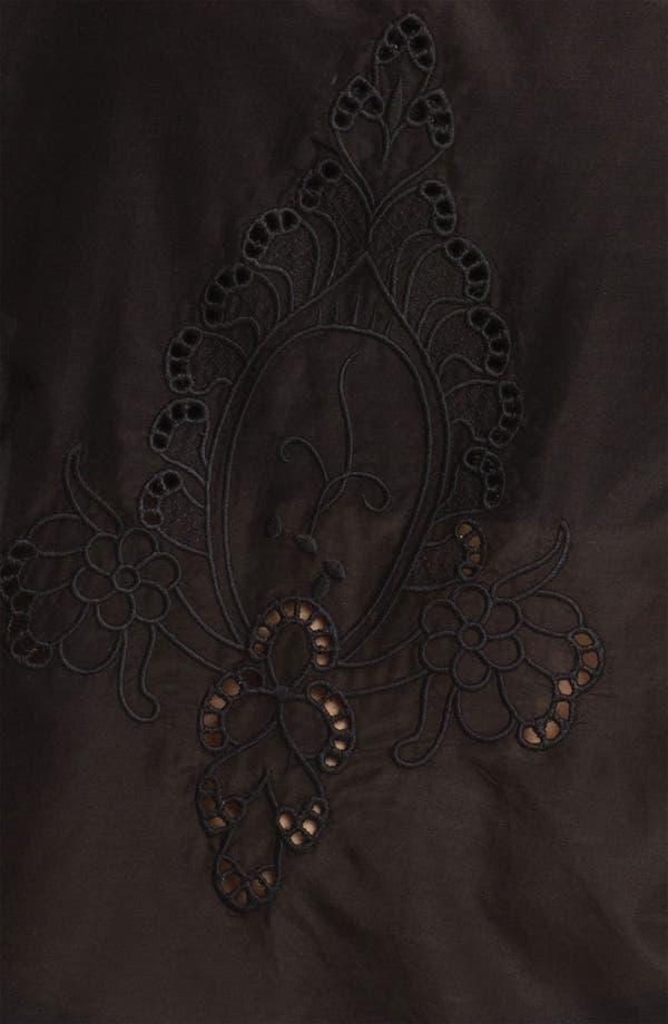 Alternate Image 3  - Sanctuary Embroidered Tee