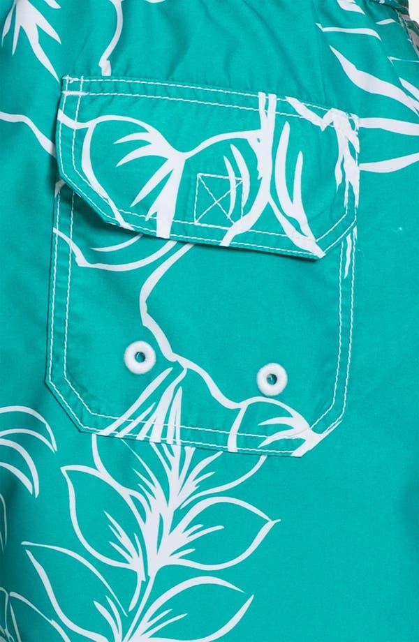 Alternate Image 3  - Tommy Bahama 'Bloom Over Miami' Swim Trunks