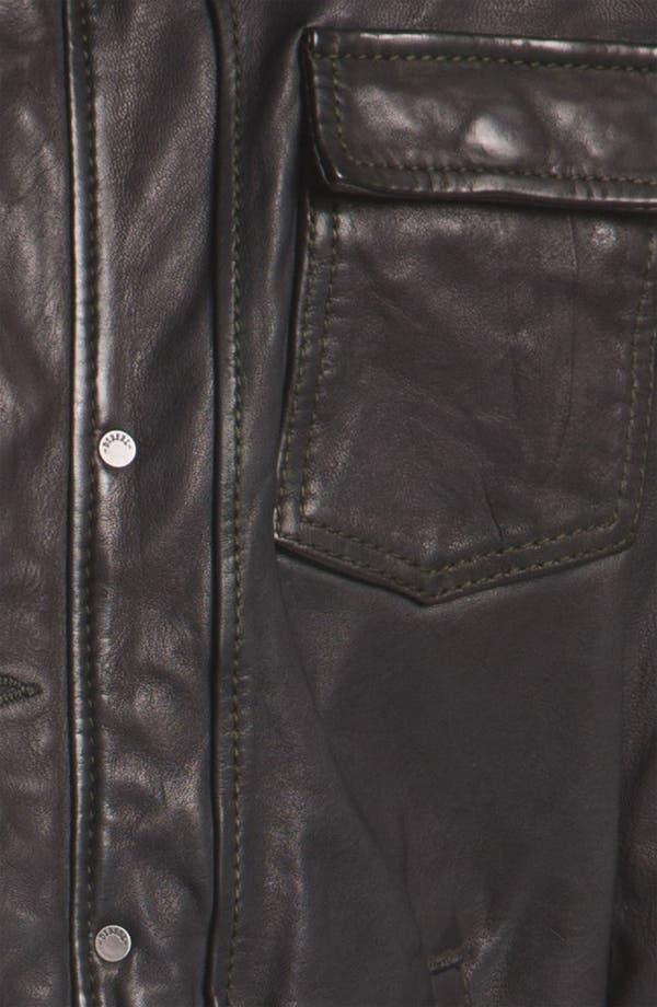 Alternate Image 3  - DIESEL® 'Laurence' Leather Jacket