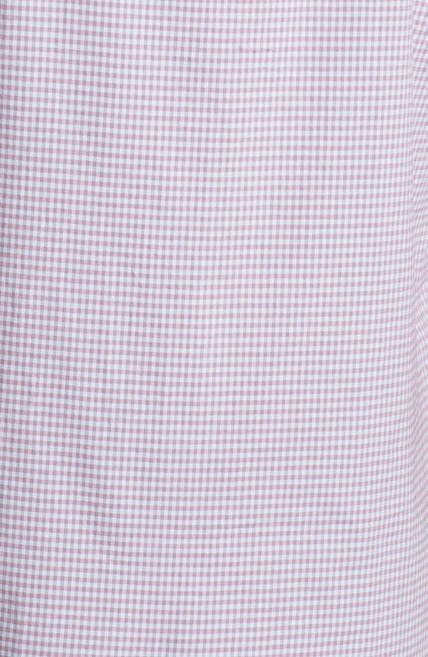 Alternate Image 3  - French Connection 'Wax Job Gingham' Sport Shirt (Online Only)