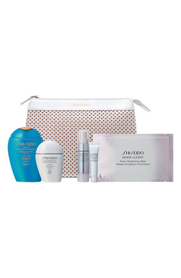 Alternate Image 1 Selected - Shiseido '360° Sun Protection' Set ($131 Value)