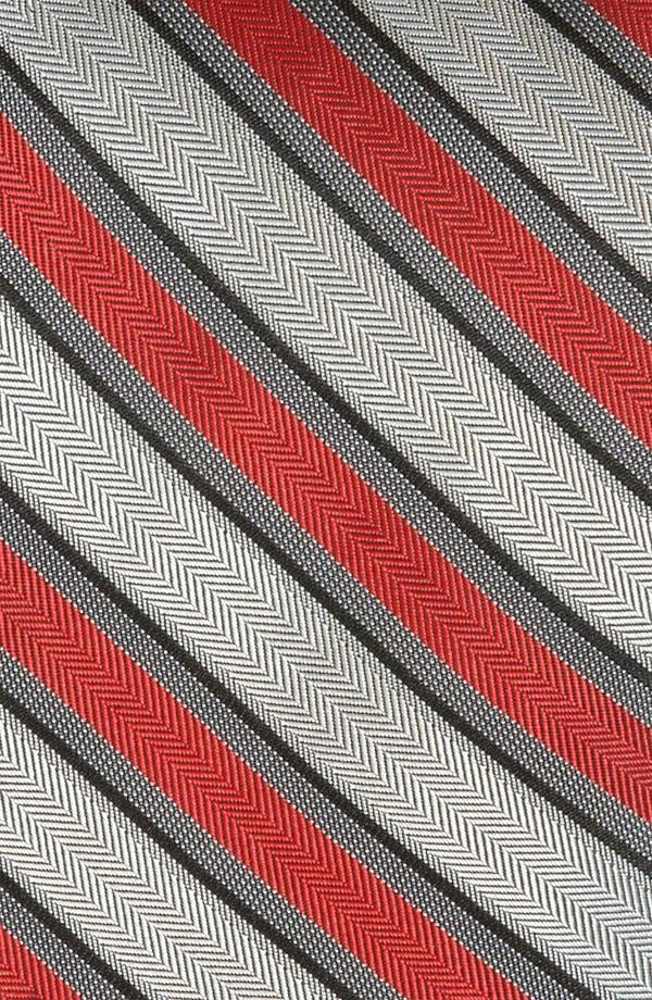 Alternate Image 2  - Calvin Klein Woven Tie