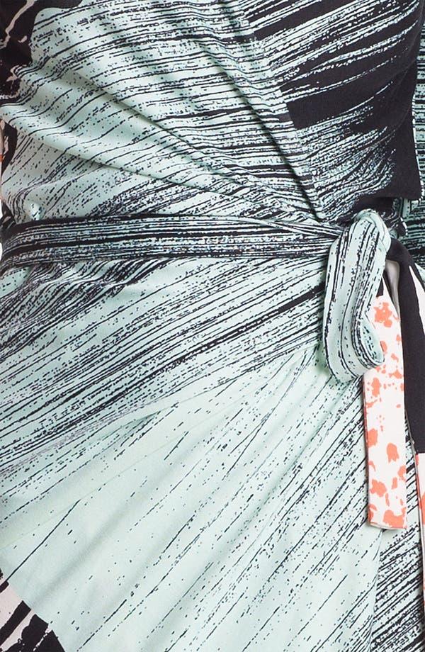 Alternate Image 3  - Diane von Furstenberg 'Valencia' Silk Wrap Dress