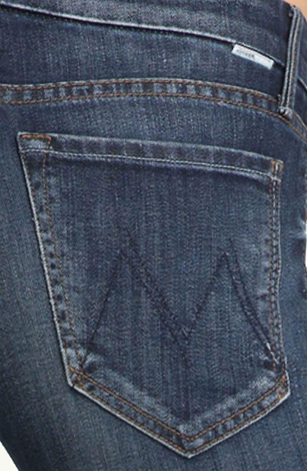 Alternate Image 3  - MOTHER 'The Looker' Skinny Stretch Jeans (Deja Vu)