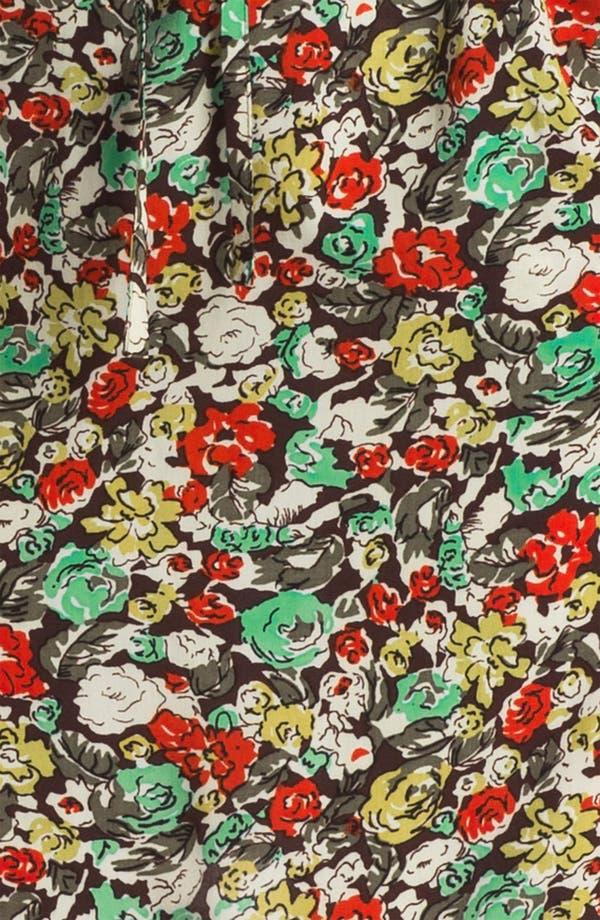 Alternate Image 3  - Two by Vince Camuto 'Monaco' Print Sleeveless Shirtdress