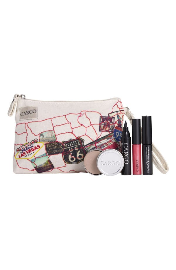 Alternate Image 1 Selected - CARGO 'Route 66' Makeup Kit ($65 Value)