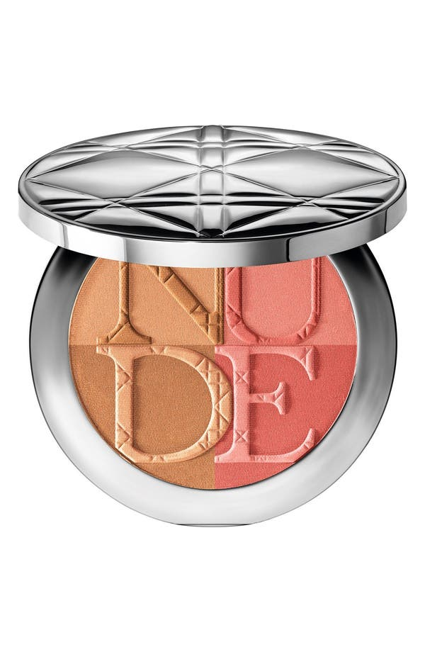 Alternate Image 1 Selected - Dior 'Nude Tan Paradise' Blush & Bronzer Duo