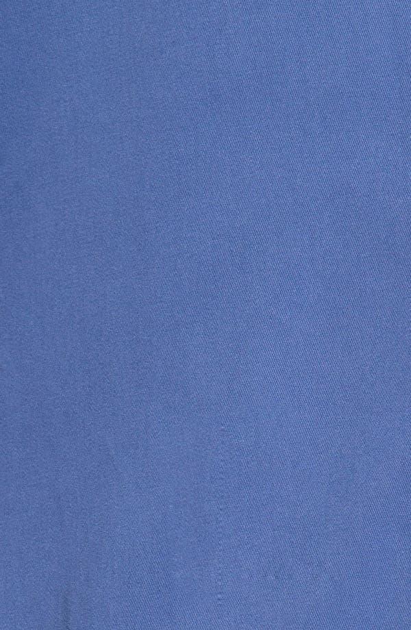 Alternate Image 3  - Joseph Abboud Trim Fit Cotton Blazer
