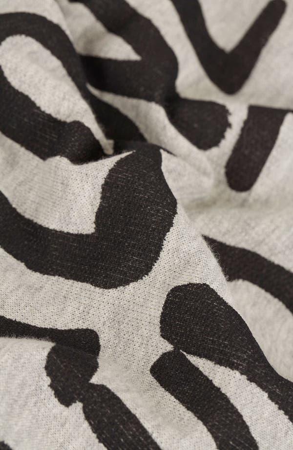 Alternate Image 3  - Topshop 'Love' Maternity Sweatshirt