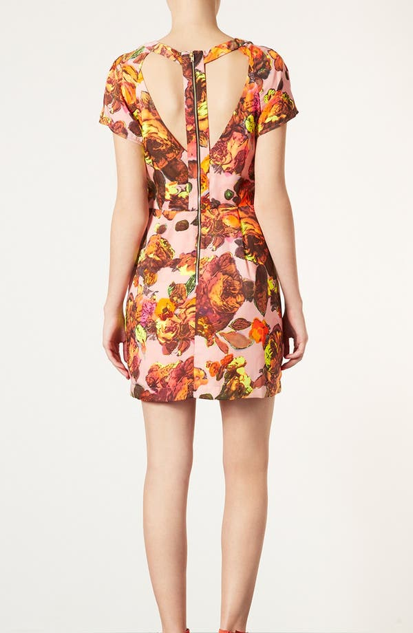 Alternate Image 2  - Topshop 'Modern Vintage' Shift Dress