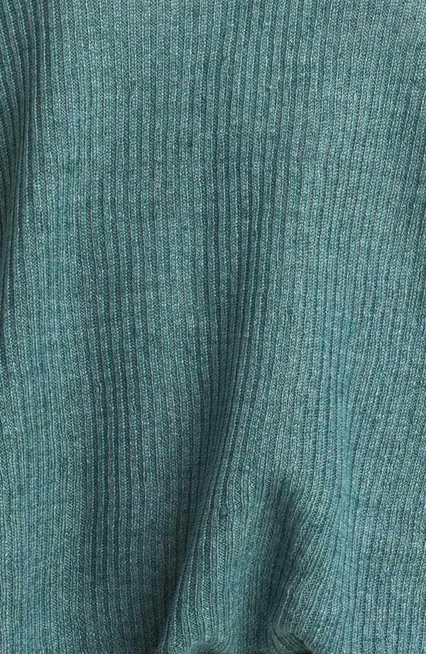Alternate Image 3  - Eileen Fisher 'Delave' Linen V-Neck Sweater